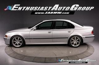 2002 BMW M5 Base
