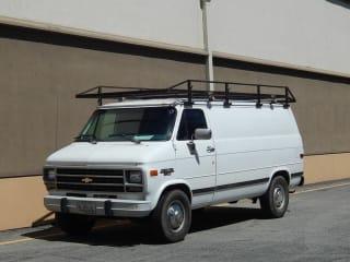 1995 Chevrolet Chevy Van G30