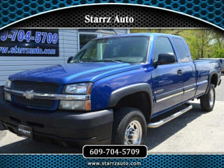 2004 Chevrolet Silverado 2500HD Work Truck