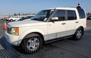 2006 Land Rover LR3 Base