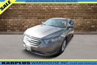 2014 Ford Taurus SEL