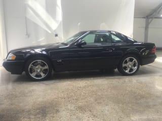 1999 Mercedes-Benz SL-Class SL 600