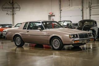 1984 Buick Regal T Type Turbo