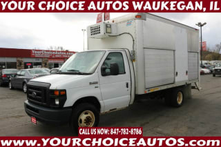 2012 Ford E-150 E 450 SD 2dr Commercial/Cutaway/Chassis 158 176 in. WB