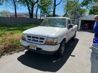 2000 Ford Ranger XLT
