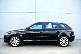 2009 Audi A3 2.0T quattro