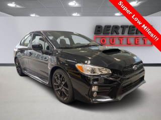 2021 Subaru WRX Premium