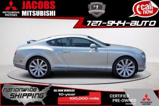 2014 Bentley Continental GT V8 GT V8