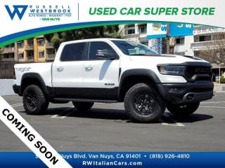 2021 Ram Pickup 1500 TRX