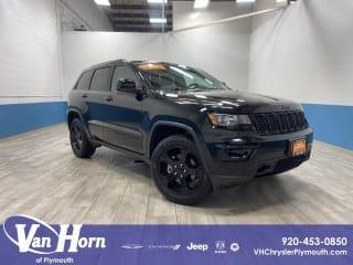 2018 Jeep Grand Cherokee Upland
