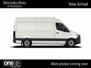 2021 Mercedes-Benz Sprinter 2500