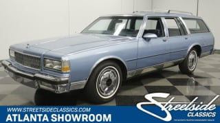 1988 Chevrolet Caprice Classic