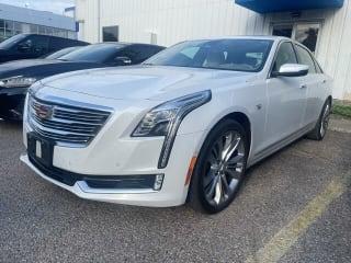 2018 Cadillac CT6 3.6L Platinum