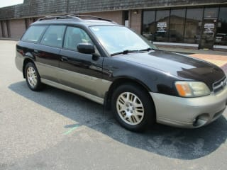 2002 Subaru Outback L.L. Bean Edition