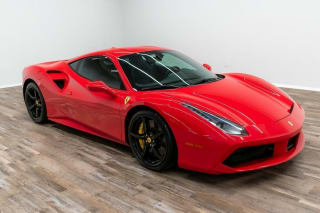 2017 Ferrari 488 GTB Base