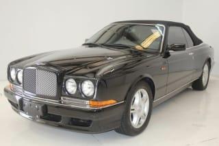 2001 Bentley Azure Mulliner