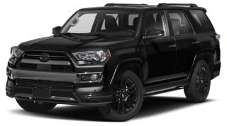 2021 Toyota 4Runner Nightshade Edition