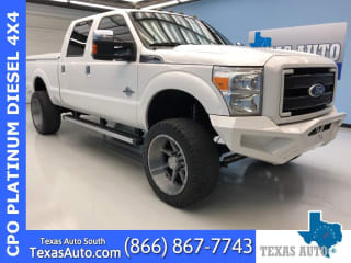 2016 Ford F-250 Super Duty Platinum