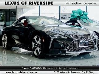 2021 Lexus LC 500 Base