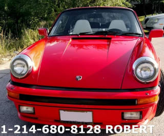 1983 Porsche 911 Gemballa SC Targa