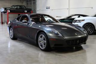 2008 Ferrari 612 Scaglietti Base