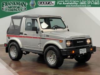 1987 Suzuki Samurai JA