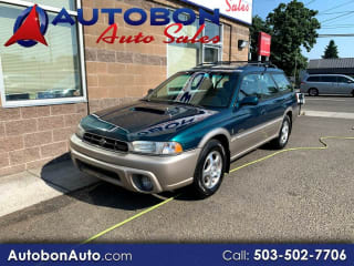 1999 Subaru Legacy Outback Limited 30th Anniversary