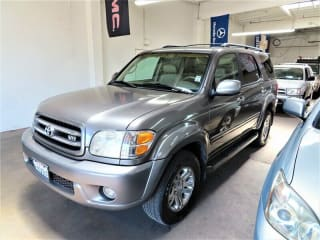2003 Toyota Sequoia Limited