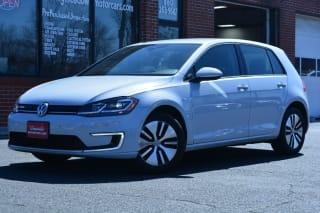 2018 Volkswagen e-Golf SEL Premium