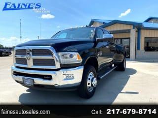 2013 Ram Pickup 3500 Laramie Longhorn