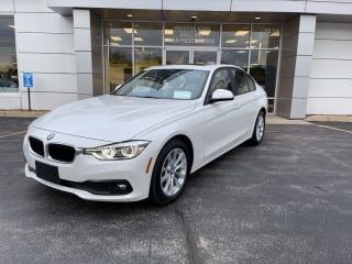 2018 BMW 3 Series 320i xDrive