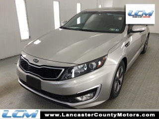 2011 Kia Optima Hybrid Base