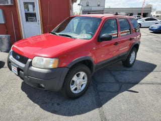 2001 Ford Escape XLT