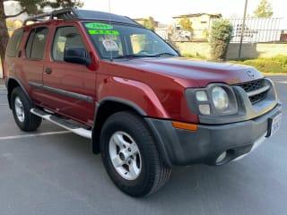 2004 Nissan Xterra SE