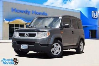 2011 Honda Element LX