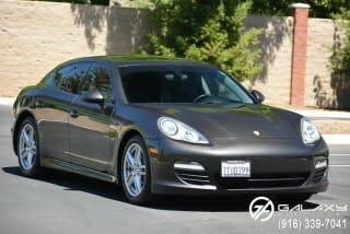 2011 Porsche Panamera Base