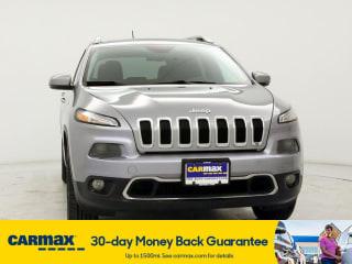 2014 Jeep Cherokee Limited
