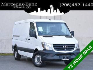 2018 Mercedes-Benz Sprinter Cargo