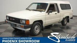 1985 Toyota Pickup Deluxe