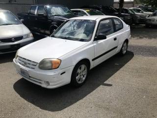 2004 Hyundai Accent Base