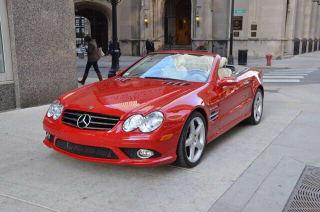 2008 Mercedes-Benz SL-Class SL 550