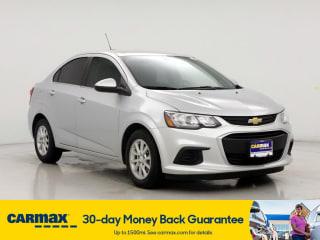 2020 Chevrolet Sonic LT