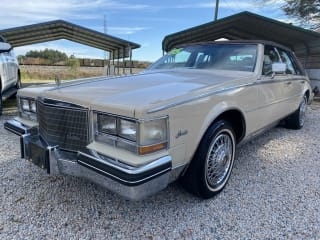 1985 Cadillac Seville Base