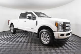 2018 Ford F-350 Super Duty Limited
