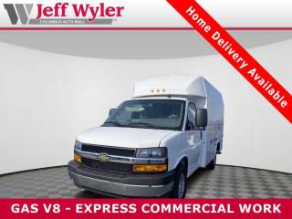 2021 Chevrolet Express Cutaway