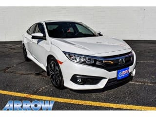 2018 Honda Civic EX-T w/Honda Sensing