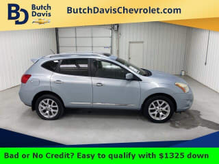 2012 Nissan Rogue SV w/SL Package