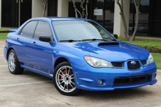 2006 Subaru Impreza WRX TR