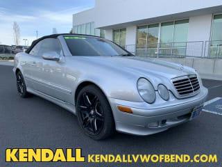 2002 Mercedes-Benz CLK CLK 320