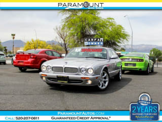 2001 Jaguar XJR Base